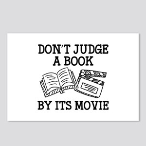 Don't Judge A Book By Its Movie Postcards (Package
