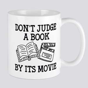 Don't Judge A Book By Its Movie Mug