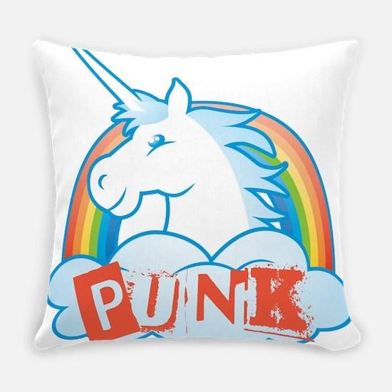 Unique Emo Everyday Pillow