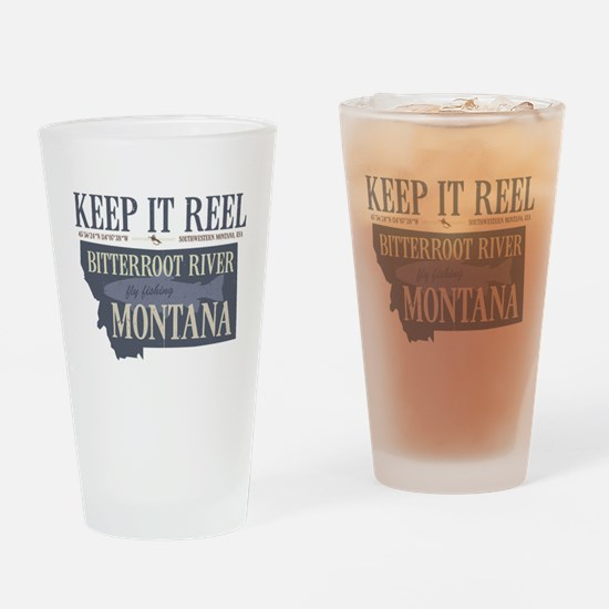 Cool River Drinking Glass