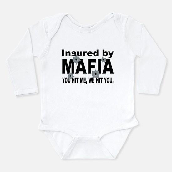 Insured by Mafia Body Suit