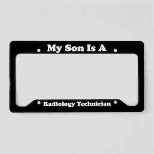 Son - Radiology Technician - LPF License Plate Hol