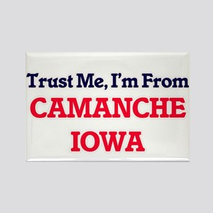 Trust Me, I'm from Camanche Iowa Magnets