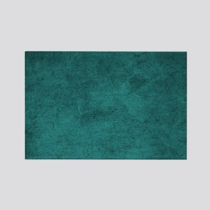 Distressed Teal Blue Green Magnets