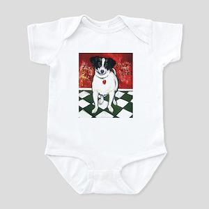 Jacks Rule - Jack Russell Infant Bodysuit