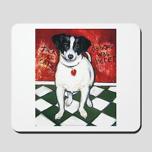 Jacks Rule - Jack Russell Mousepad