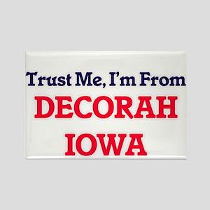 Trust Me, I'm from Decorah Iowa Magnets