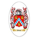 Witts Sticker (Oval)