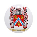 Witts Round Ornament