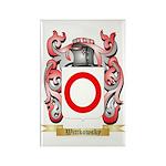 Wittkowsky Rectangle Magnet (100 pack)
