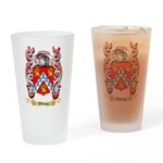 Witting Drinking Glass