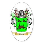 Witten Sticker (Oval 10 pk)