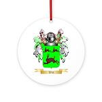 Witt Round Ornament