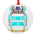 Witney Round Ornament