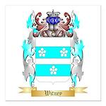 Witney Square Car Magnet 3