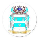 Witney Round Car Magnet