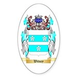 Witney Sticker (Oval 10 pk)