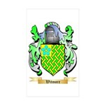 Witmore Sticker (Rectangle 10 pk)
