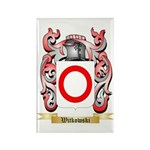 Witkowski Rectangle Magnet (100 pack)
