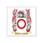Witkowski Square Sticker 3