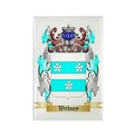 Withney Rectangle Magnet (100 pack)