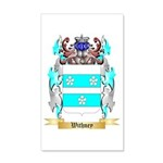 Withney 20x12 Wall Decal