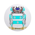 Withney Round Ornament