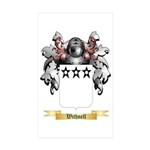 Withnell Sticker (Rectangle 50 pk)
