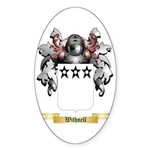 Withnell Sticker (Oval 50 pk)