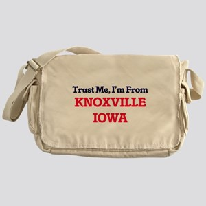Trust Me, I'm from Knoxville Iowa Messenger Bag