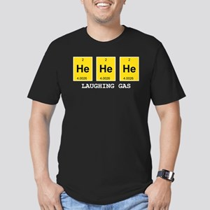 Laughing Gas Element Pun T-Shirt