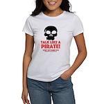 Talk Like A Pirate Women's T-Shirt