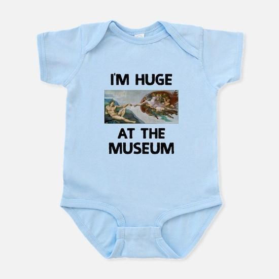 Huge at the Museum Infant Bodysuit