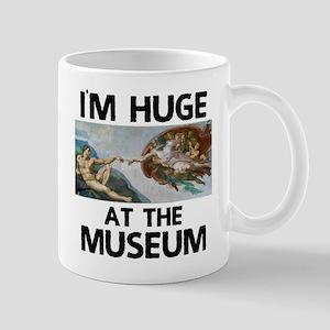 Huge at the Museum Mug