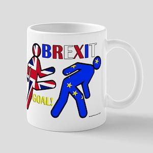 Brexit Goal! Mugs