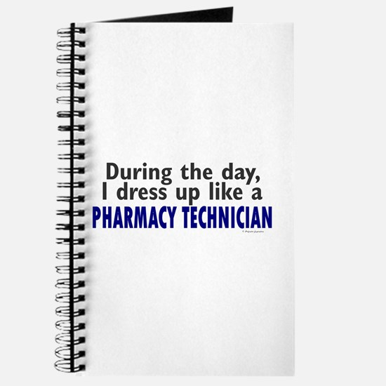 Dress Up Like A Pharmacy Technician Journal