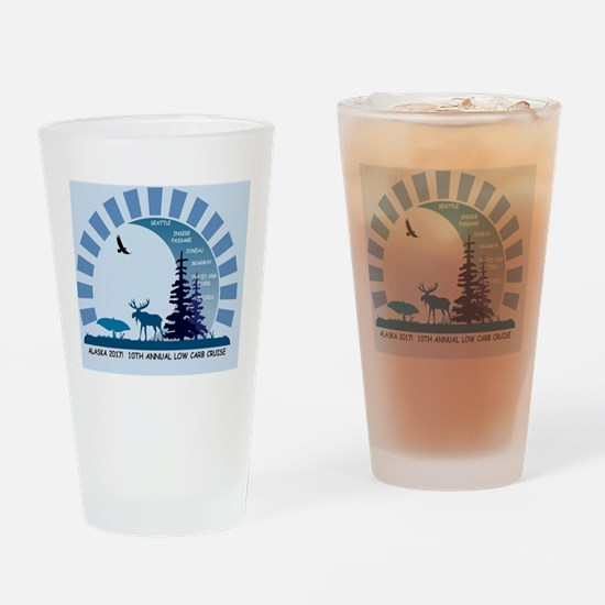 Unique Low carb Drinking Glass