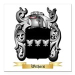 Withers Square Car Magnet 3