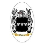 Withers Sticker (Oval)