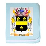 Witham baby blanket