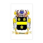 Witham Sticker (Rectangle)