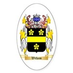 Witham Sticker (Oval)