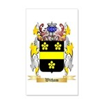 Witham 35x21 Wall Decal