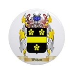 Witham Round Ornament