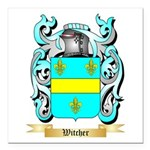 Witcher Square Car Magnet 3