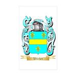 Witcher Sticker (Rectangle 50 pk)