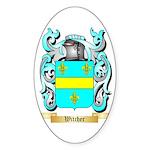 Witcher Sticker (Oval 50 pk)