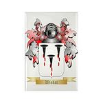Wisker Rectangle Magnet (10 pack)