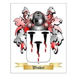 Wisker Small Poster