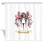 Wisker Shower Curtain